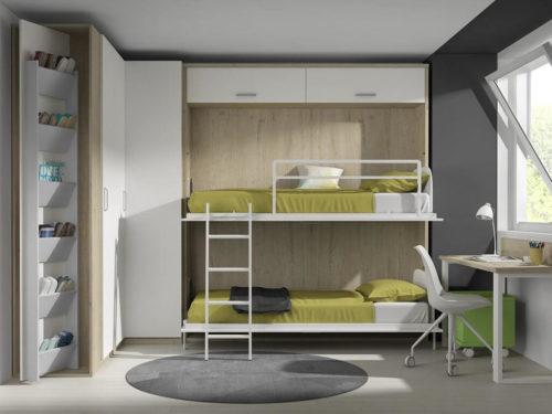 Dormitorio juvenil ref. 125/351