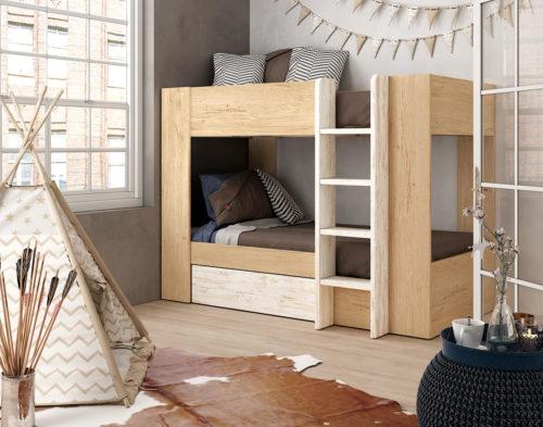 Dormitorio Juvenil ref. 076/141