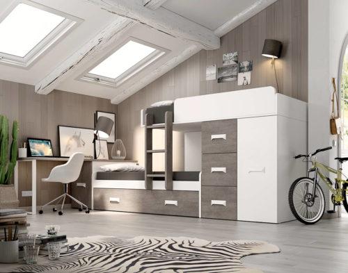 Dormitorio Juvenil ref. 076/142
