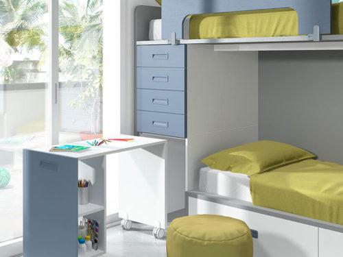Dormitorio juvenil ref. 125/360