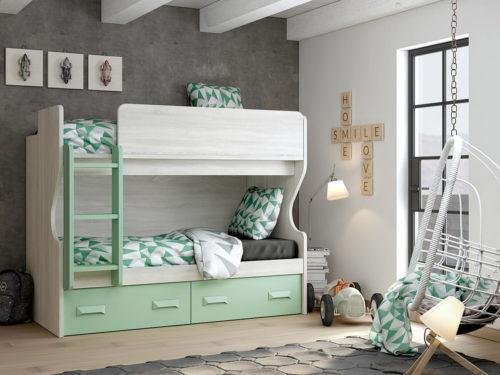 Dormitorio juvenil ref. 076/144