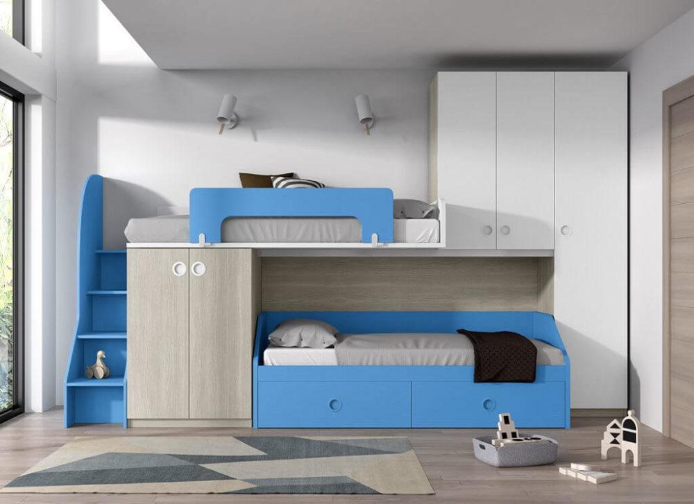 Dormitorio juvenil ref. 125/363