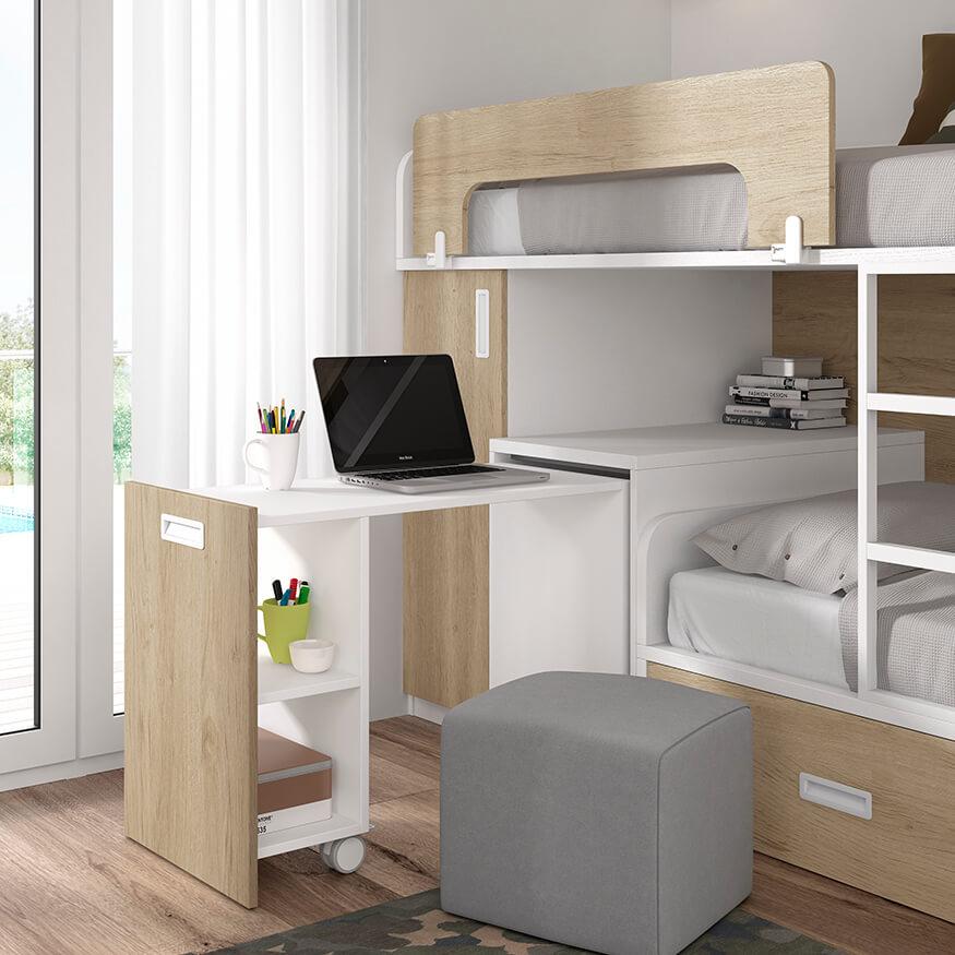 Dormitorio juvenil ref. 125/367