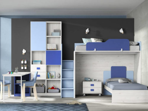 Dormitorio juvenil ref. 125/372
