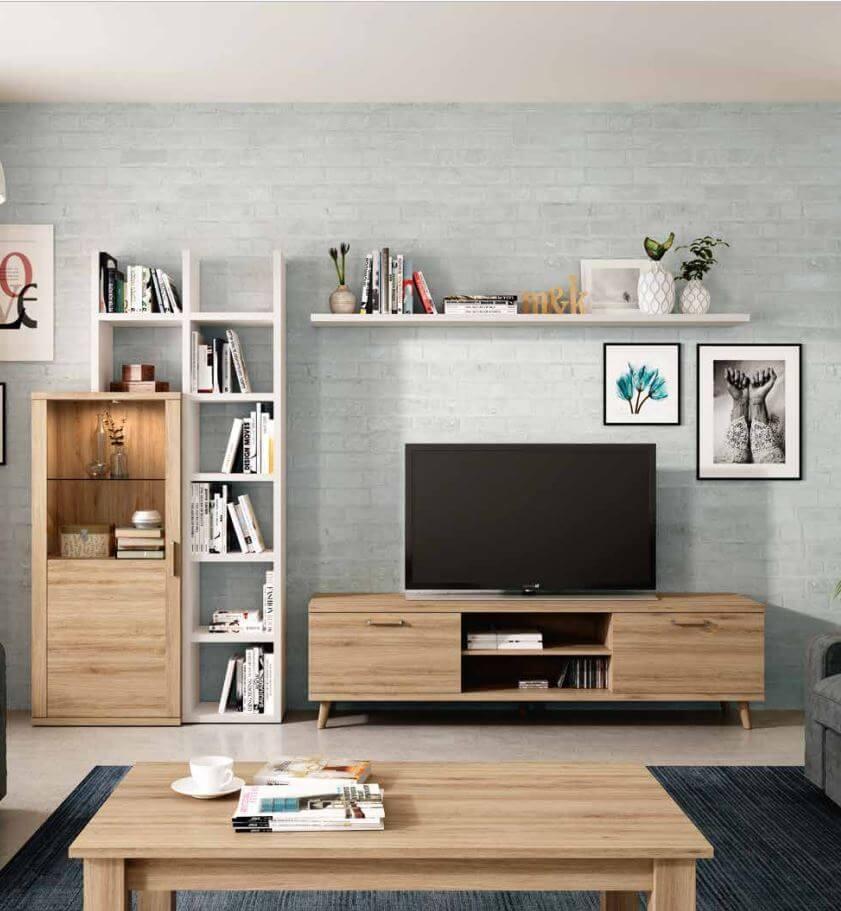 Mueble de salón ref. 053/110