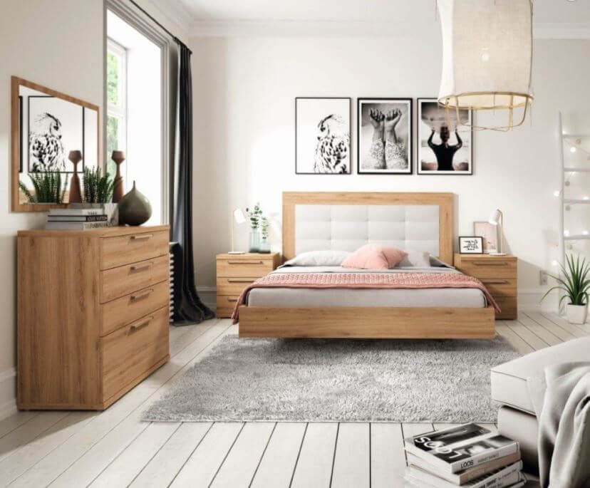 Dormitorio de matrimonio ref. 053/157