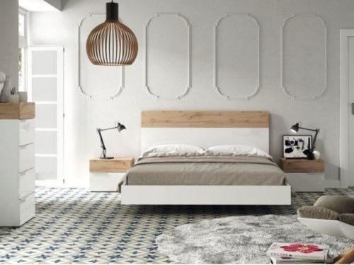 Dormitorio de Matrimonio Ref. 053/222