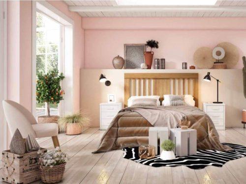 Dormitorio de matrimonio ref. 090/19