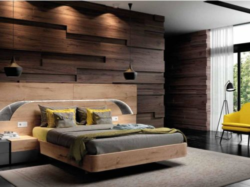 Dormitorio de matrimonio ref. 082/410
