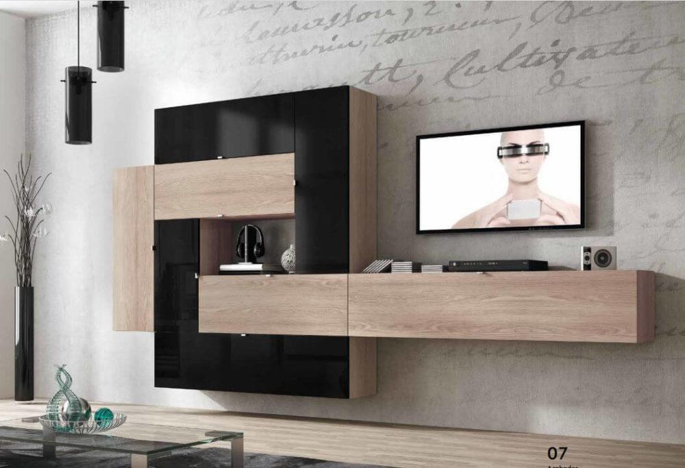 Mueble de salón ref. 096/07