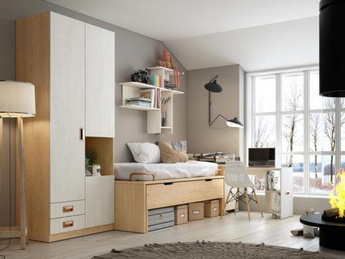 Dormitorio Juvenil ref. 076/111