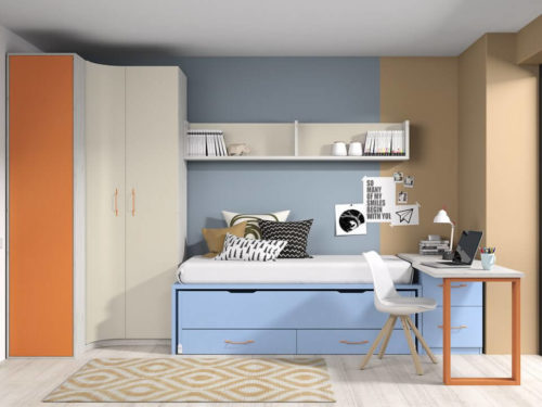 Dormitorio juvenil ref. 125/304