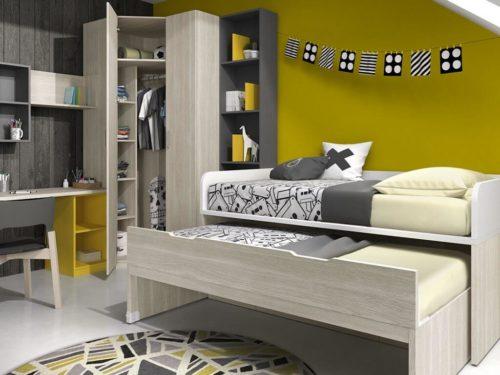 Dormitorio juvenil ref. 125/306