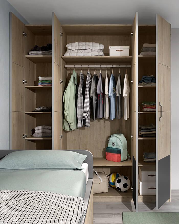 Dormitorio juvenil ref. 125/309