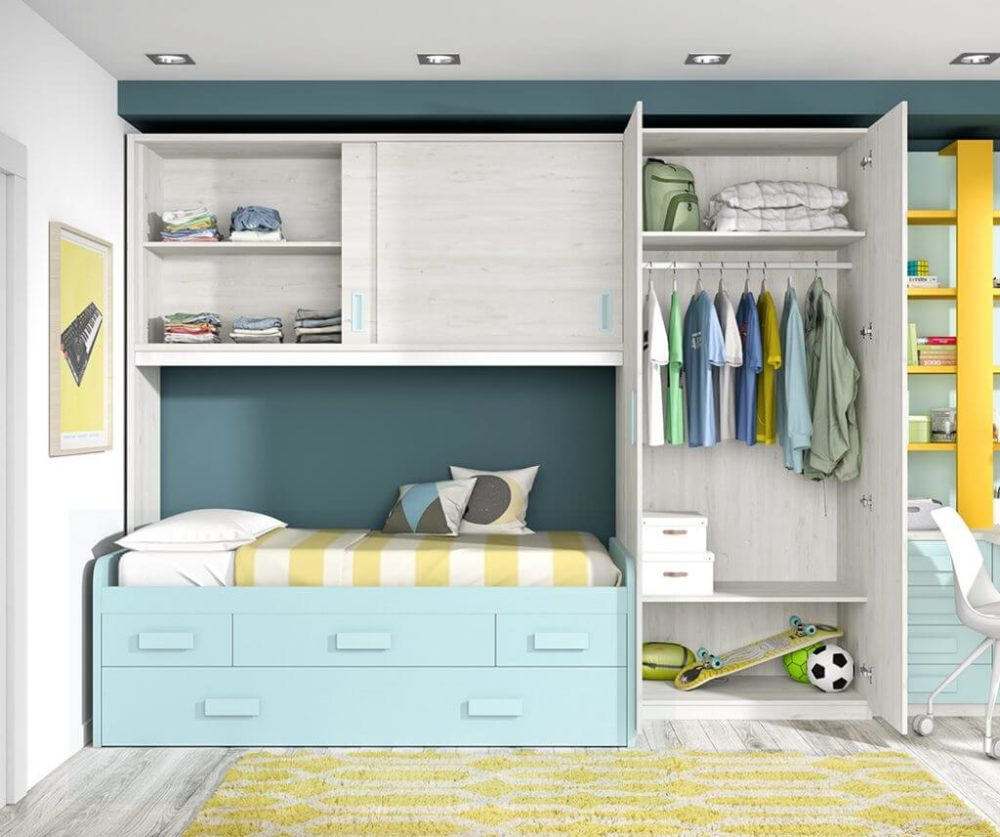 Dormitorio juvenil ref. 125/310