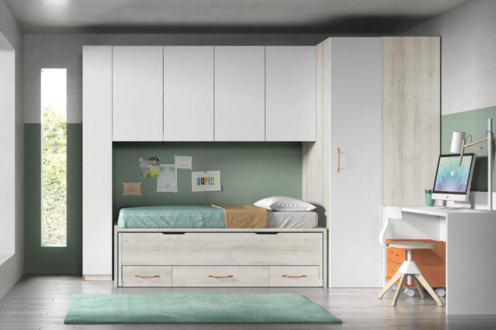Dormitorio juvenil ref. 125/311