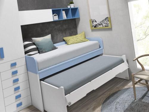 Dormitorio juvenil ref. 125/314