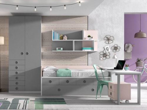 Dormitorio juvenil ref. 125/320