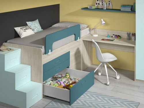 Dormitorio juvenil ref. 125/321
