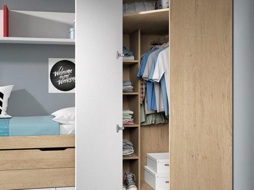 Dormitorio juvenil ref. 125/323