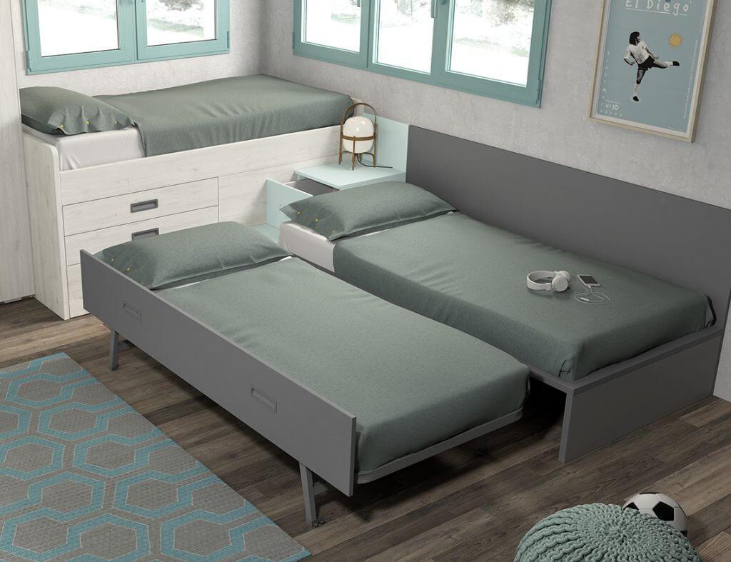 Dormitorio juvenil ref. 125/328