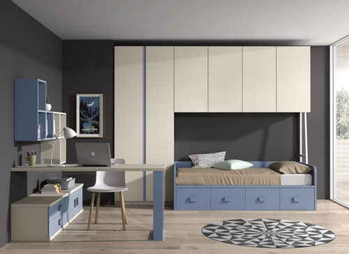Dormitorio juvenil ref. 125/341