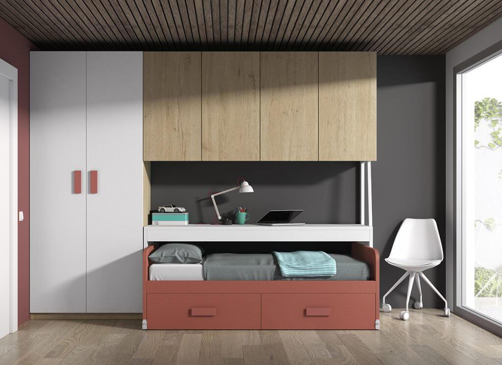 Dormitorio juvenil ref. 125/342