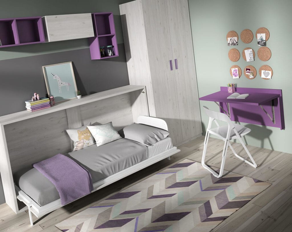 Dormitorio juvenil ref. 125/349