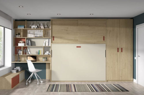 Dormitorio juvenil ref. 125/355