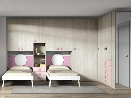 Dormitorio juvenil ref. 125/378