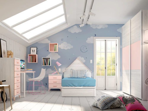 Dormitorio Juvenil ref. 076/135