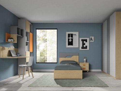 Dormitorio juvenil ref. 125/383