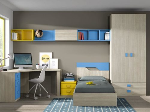Dormitorio juvenil ref. 125/385