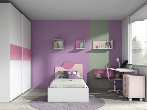 Dormitorio juvenil ref. 125/389