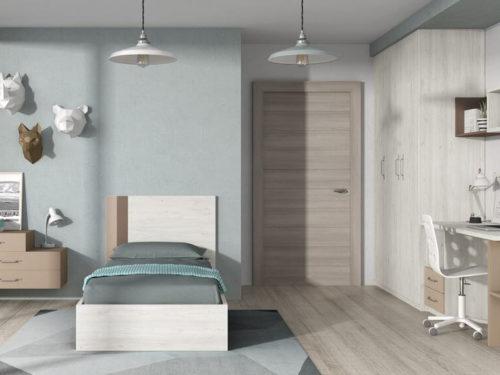 Dormitorio juvenil ref. 125/392