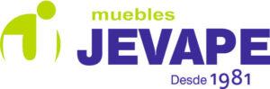 logo muebles jevape 1981